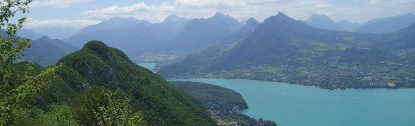 Randonnée sur le Mont-Veyrier